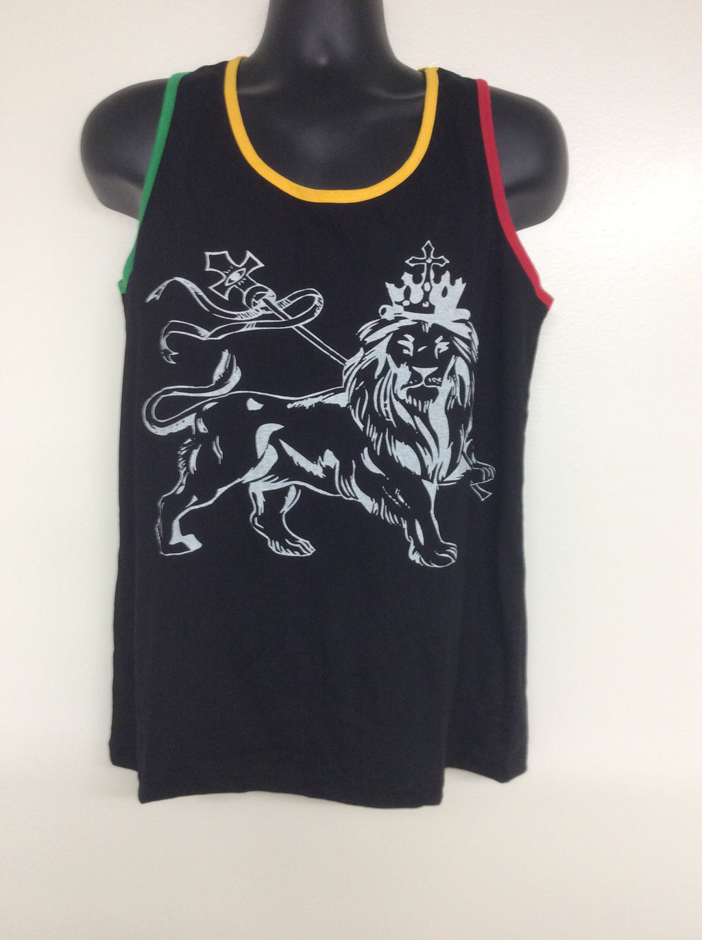 Rastawear collection men tank top (Wholesale)