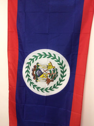 Belize flag. (Wholesale)