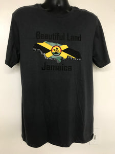 Jamaica men's T-shirt (Wholesale)