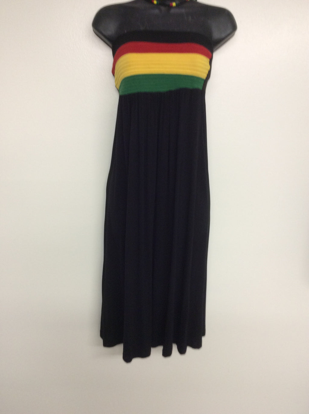 Rastawear Collection Spandex short dress.