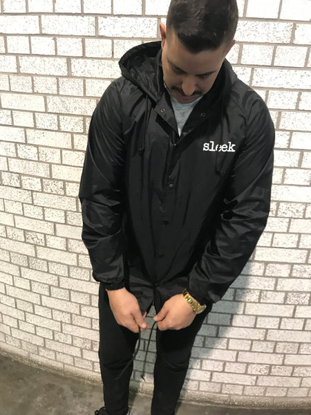 Black Sleek Jacket