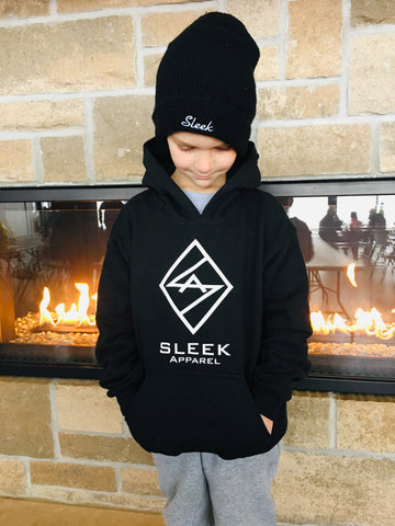 YOUTH SLEEK DIAMOND HOODIE