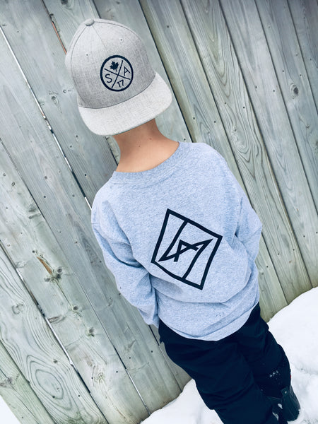 YOUTH LONGSLEEVE DIAMOND T