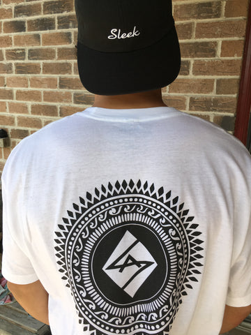 White Mandala t shirt