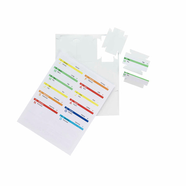 Viewables® Quick Fold Tabs - 45 Pack (64912)