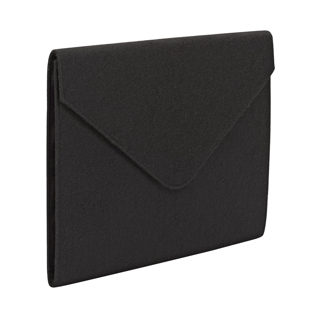 "Smead Soft Touch Cloth Expanding File, 2"" Expansion, Snap Closure, Letter Size, Black (70920)"