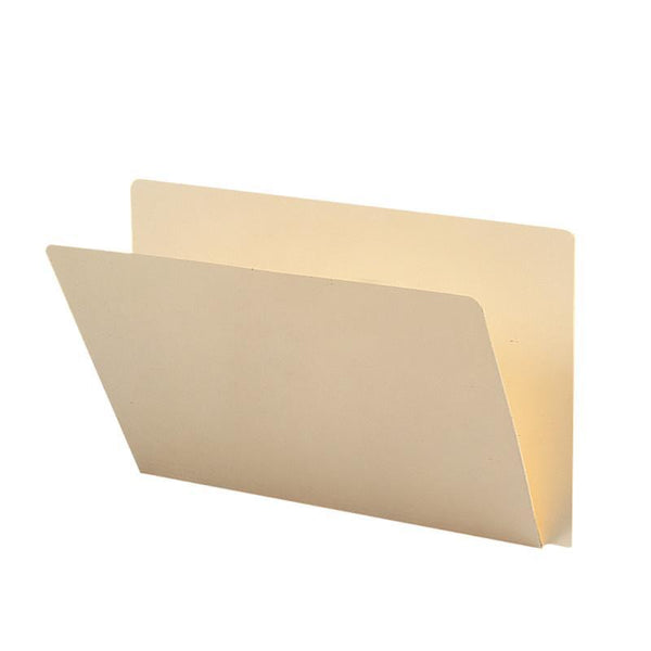 Smead End Tab File Folder, Straight-Cut Extended Tab, Legal Size, Manila, 100 per Box (27250)