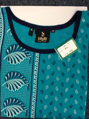 Tunic Short Green Size:XL 5B19/16