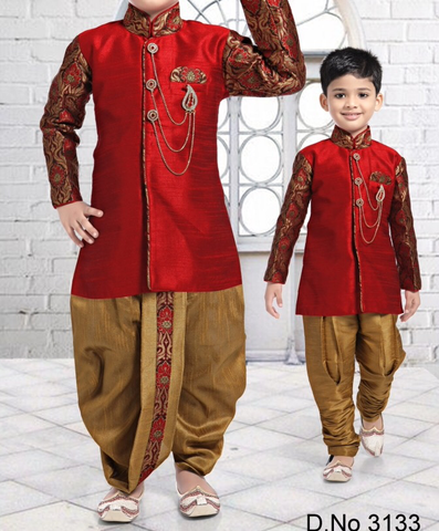 Boy's Sherwani VS-RK1/16