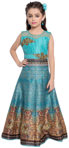 Girl's Salwar Suit