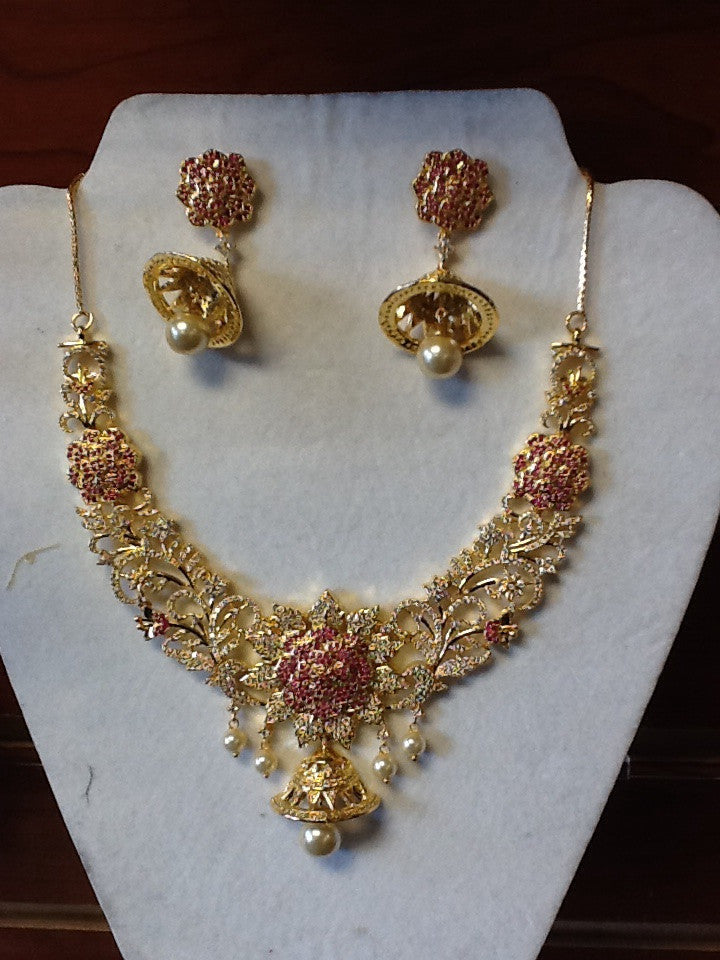 Necklace set S158