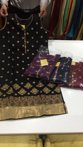 Short Length Salwar Suit