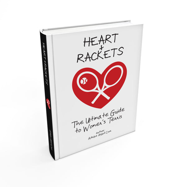 NEW BOOK : Heart & Rackets - I LOVE MY DOUBLES PARTNER!!!