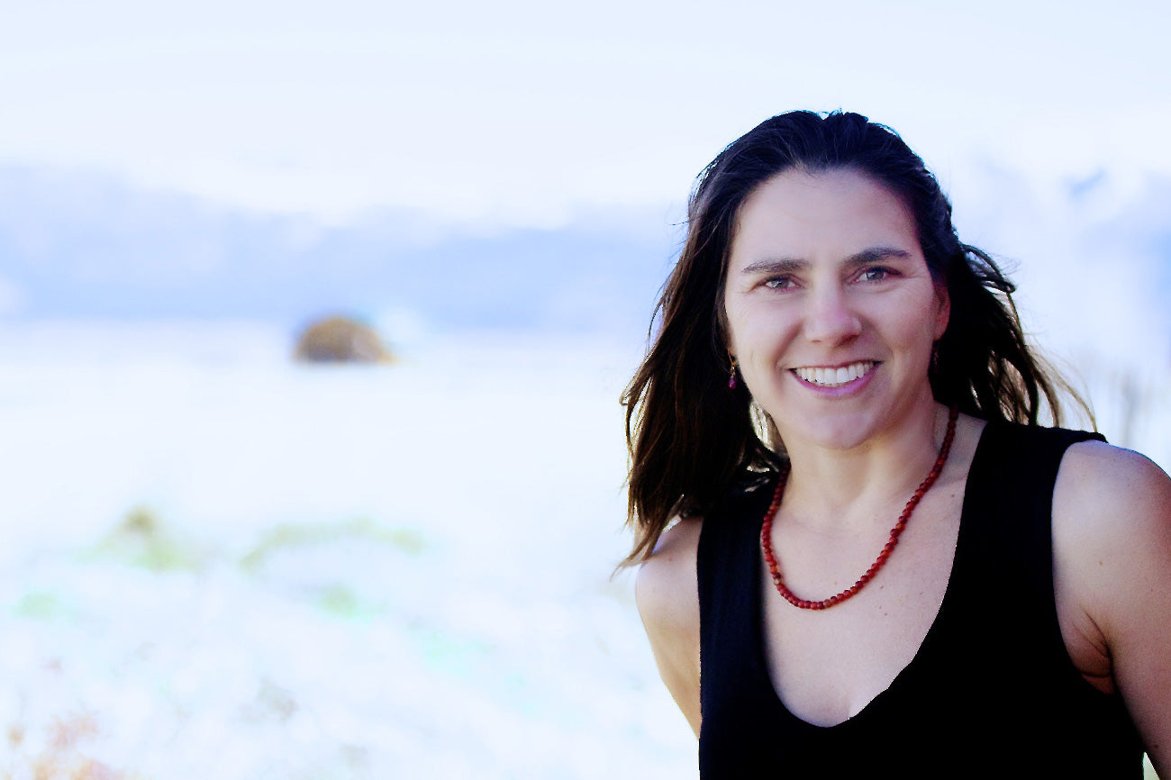Introducing HANAH Hero Cate Stillman, master of Ayurveda, peak performance and yoga philosophy