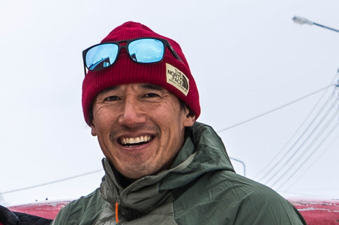Life on the road: How HANAH Hero Jimmy Chin stays at the top of his game