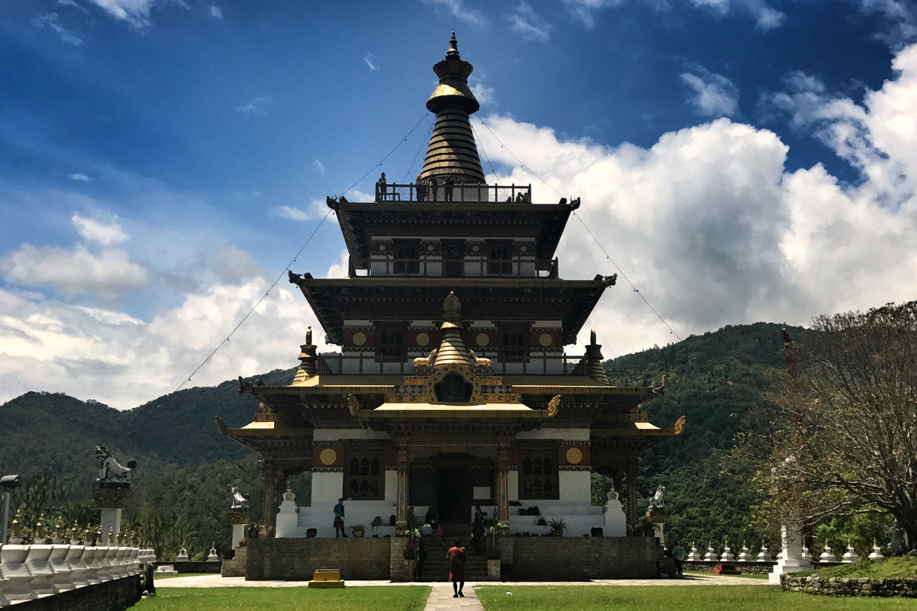 Gross National Happiness + ancient medicine from Bhutan