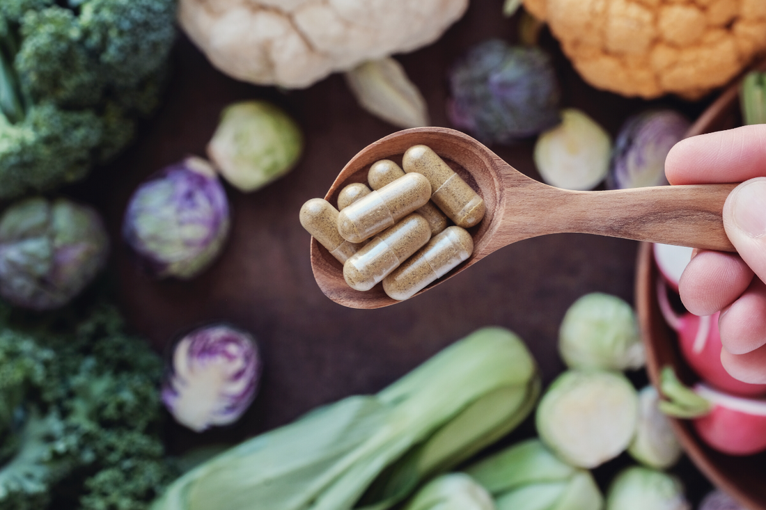 Supplement Facts: When food is not enough (Part 1)