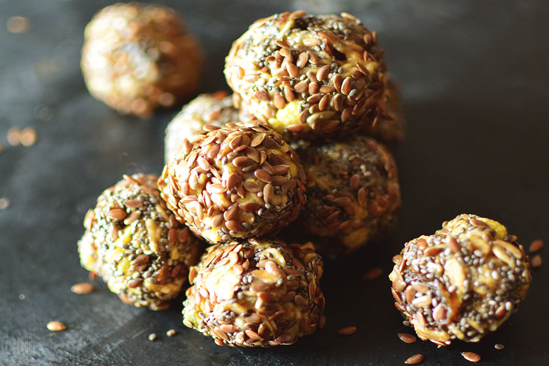 Homemade HANAH kitchen power snacks