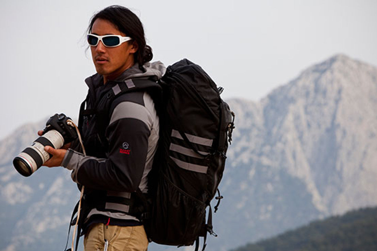 Q&A with Jimmy Chin: on work, family, and rejuvenation