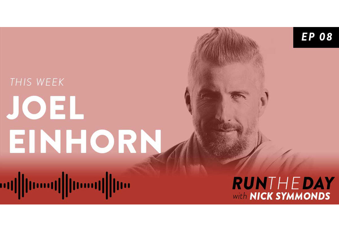 Run The Day Podcast: Interview with HANAH Founder Joel Einhorn