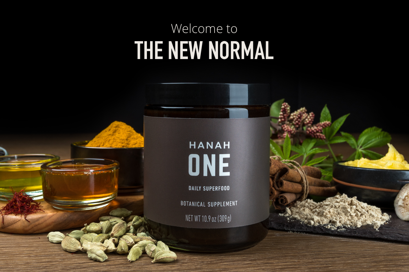 HANAH ONE: Welcome to the New Normal