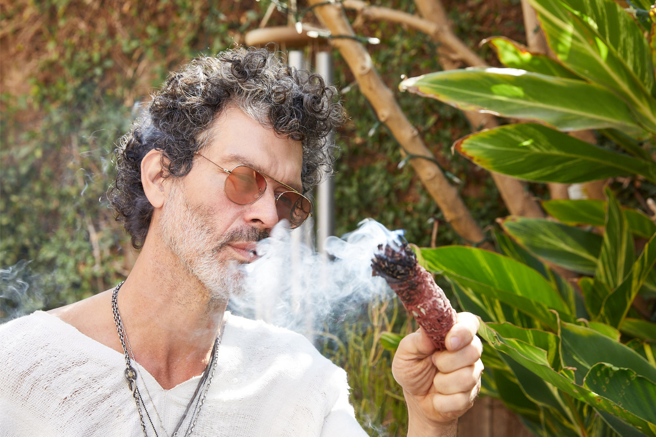 Daily rituals with renowned musician Doyle Bramhall II