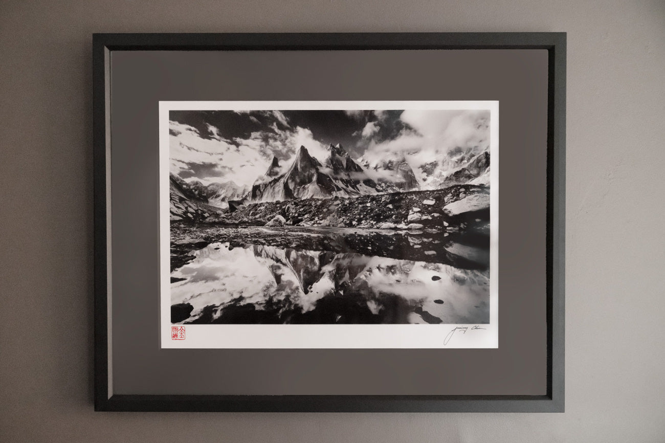 Special HANAH offer: Get a print from Jimmy Chin's iconic photo library