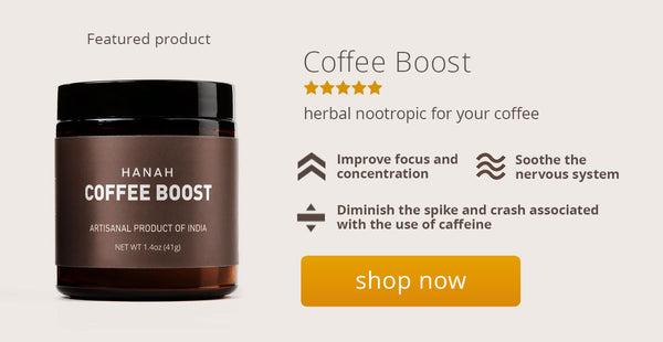 HANAH Coffee Boost