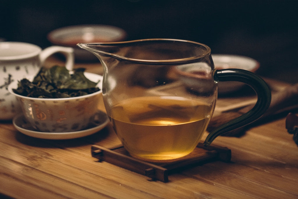 Annie Boulanger's HANAH Green Tea recipe