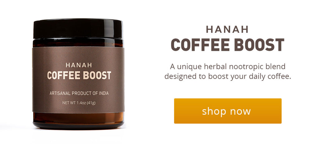 HANAH Coffee Boost Purchase
