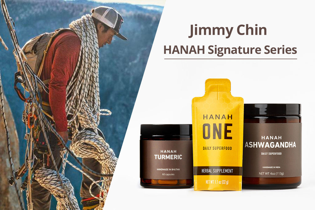 Jimmy Chin HANAH signature series