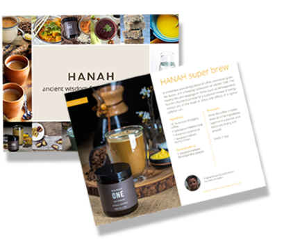 HANAH Recipes