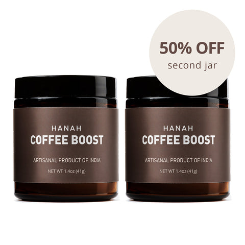 Coffee Boost: Buy One Get One 50% Off