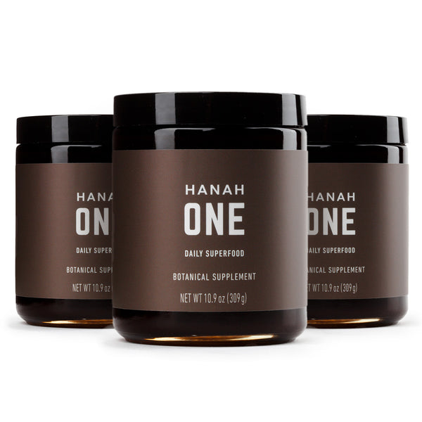 Stock up – 12 HANAH ONE jars