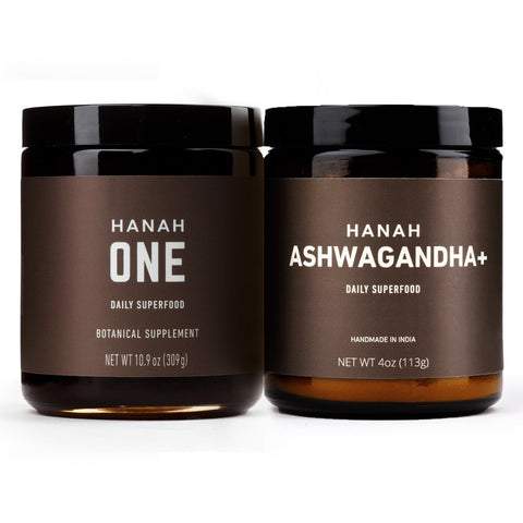 Adaptogen Powerhouse Bundle