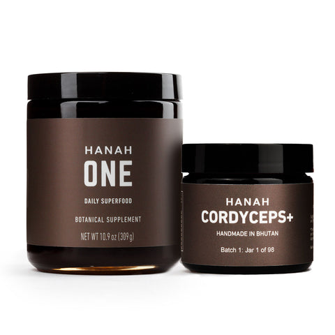 Energy Booster – HANAH ONE & Cordyceps+
