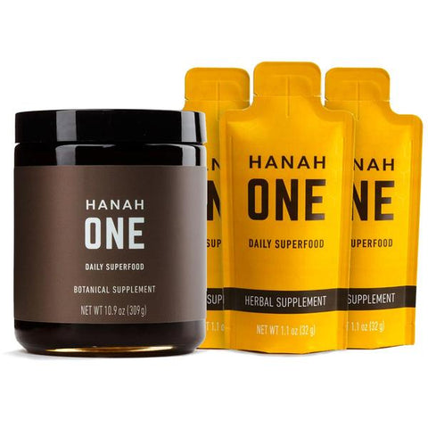 Great Adventures Package: HANAH ONE jar + 3 Go-Packs