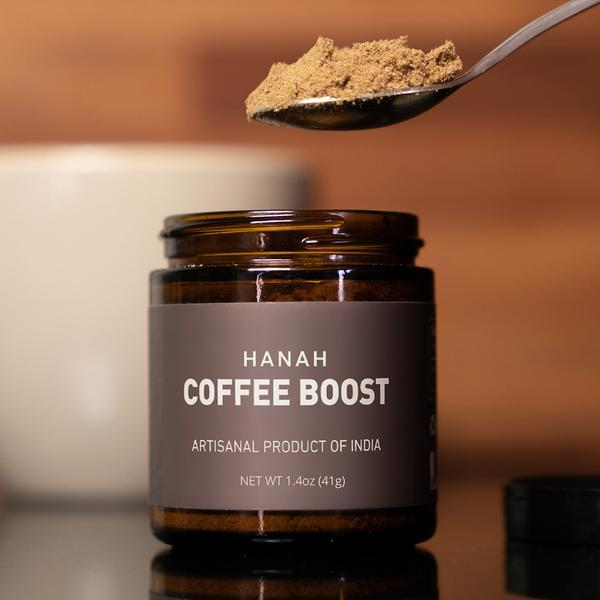 Morning Buzz – HANAH ONE & Coffee Boost