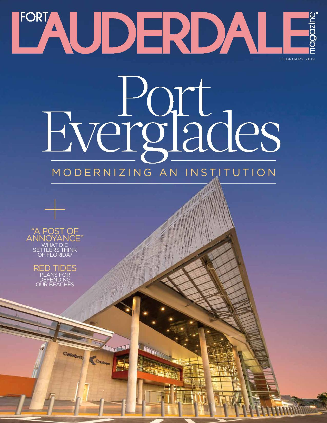 Port Everglades Modernizing An Institution