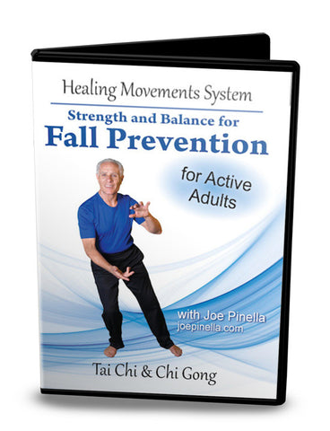 Strength & Balance DVD