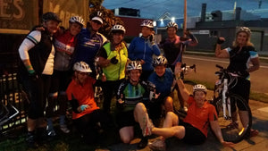 Cycle Away Team - Great Brisbane Bike ride 2016