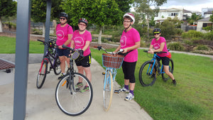Women on Wheels - Group 3