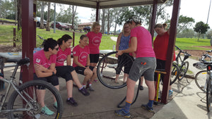 Women on Wheels (WOW) - Ipswich City Council encouragement program
