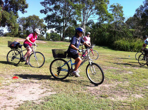 Cycle with Confidence Course