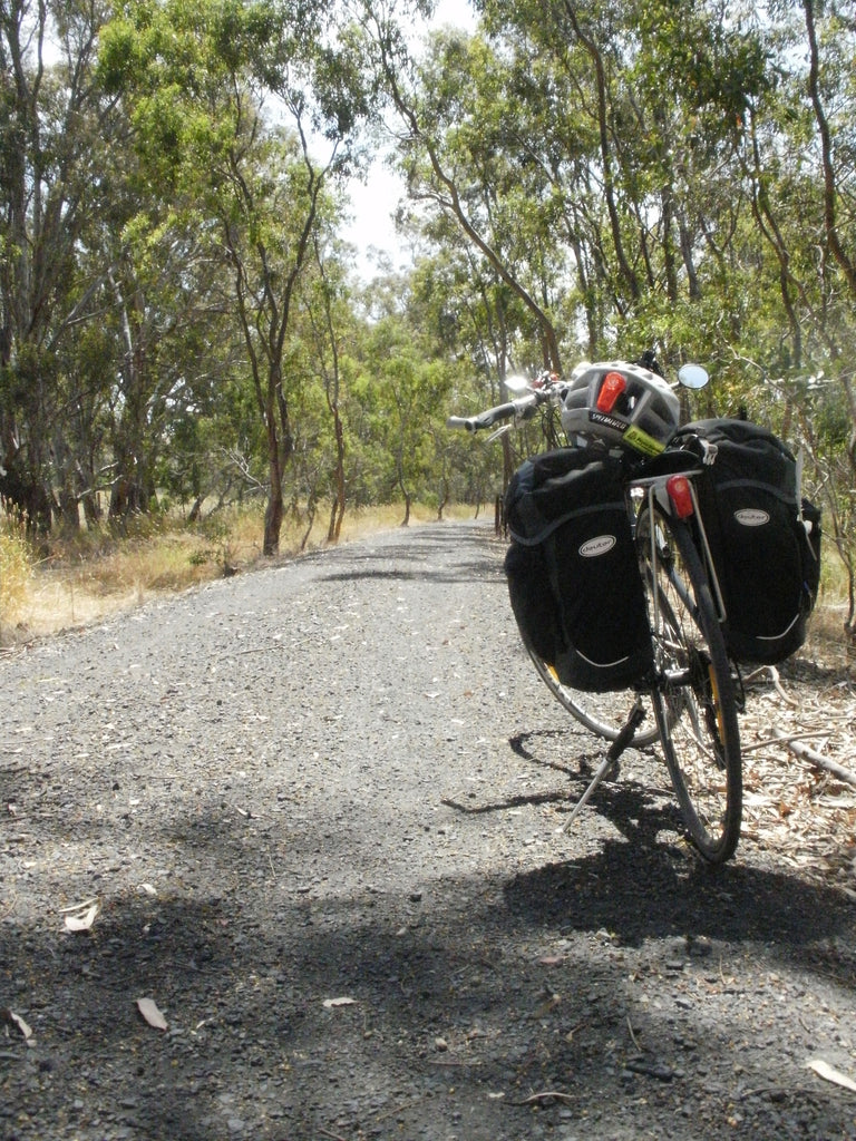 Murray to Mountains Rail Trail -  9/11 to 15/11