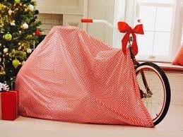 Jingle bells, you've got the bike ...  what next?