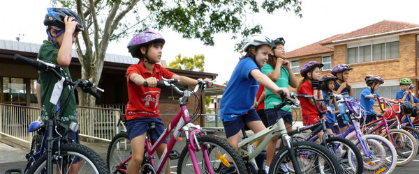 Schools Cycle training
