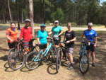 Karawatha Forest Park - Beginners ride - Mountain Biking