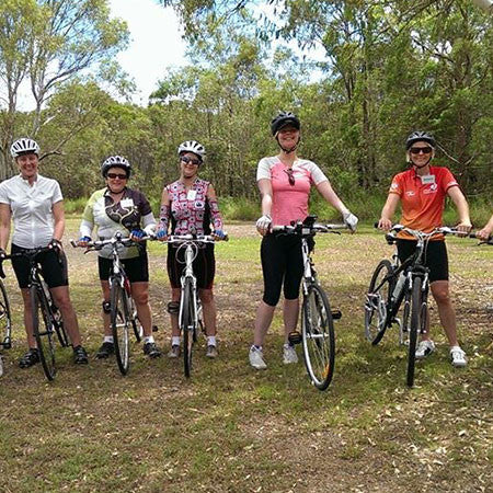 Southside - Back on your Bike - Group Lessons