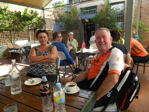 Goodna Loop ride